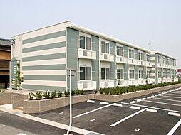 愛知県海部郡大治町大字三本木の賃貸アパートの外観