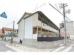 愛知県名古屋市南区中江1丁目の賃貸アパートの外観