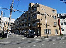 北海道札幌市白石区菊水三条4丁目の賃貸マンションの外観