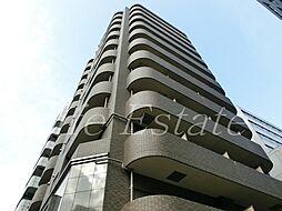 大阪府大阪市中央区鎗屋町2の賃貸マンションの外観