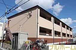 大阪府大阪市平野区喜連東2丁目の賃貸アパートの外観