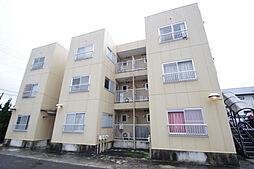 愛知県名古屋市天白区植田山1丁目の賃貸マンションの外観