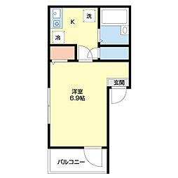 大神宮下駅 6.0万円
