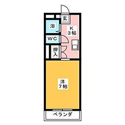 本笠寺駅 4.7万円