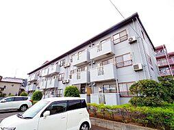 埼玉県入間郡三芳町大字藤久保の賃貸アパートの外観
