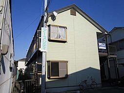 アースシティ田尻[2階]の外観