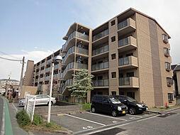 大阪府富田林市甲田6丁目の賃貸マンションの外観