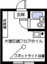 エムエフプラザ[6階]の間取り