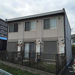 [テラスハウス] 神奈川県厚木市妻田東3丁目 の賃貸【/】の外観