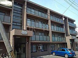 北海道札幌市白石区東札幌三条3丁目の賃貸マンションの外観
