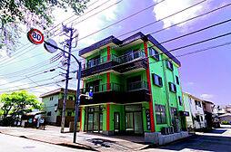 東京都清瀬市下宿1丁目の賃貸マンションの外観