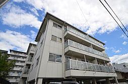 兵庫県姫路市嵐山町の賃貸マンションの外観