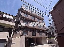 兵庫県神戸市中央区上筒井通6丁目の賃貸マンションの外観