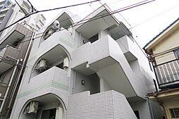 進正仲町コーポ[1階]の外観