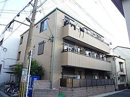 ディアコート クニ[2階]の外観