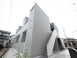愛知県名古屋市中川区愛知町の賃貸アパートの外観