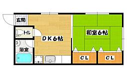 矢田駅 3.5万円