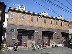 大阪府寝屋川市萱島桜園町の賃貸アパートの外観