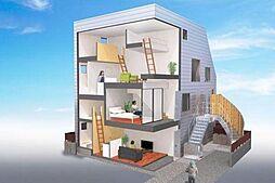 阿佐ヶ谷新築プロジェクト[6号室]の外観