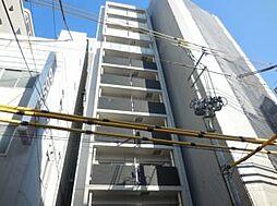 フレアコート北浜[11階]の外観