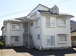サンシティ青山[101号室]の外観