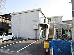 クレッセント坂本[1階]の外観