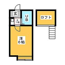 豊田市駅 3.4万円