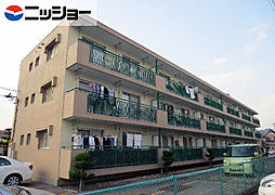 コーポ米野[3階]の外観