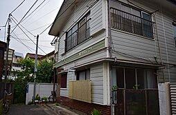 東京都大田区雪谷大塚町の賃貸アパートの外観