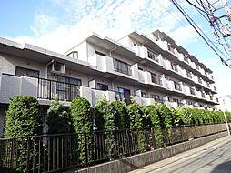 プレサージュ川崎(日当たり良好)[4階]の外観