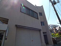 津川コーポ[2階]の外観