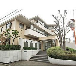 東京都世田谷区砧2丁目の賃貸マンションの外観