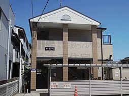 大阪府八尾市高安町北1丁目の賃貸アパートの外観