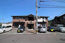 リビングタウン浅川 A棟[101号室]の外観