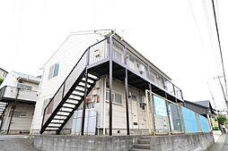 浜ハイツ A[201号室号室]の外観