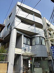 京都府京都市北区衣笠天神森町の賃貸マンションの外観