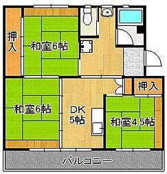【敷金礼金0円!】ビレッジハウス直方 1号棟