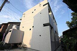 コンフォート生駒[1階]の外観