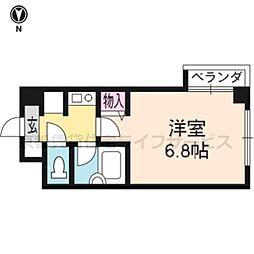 トヨダビル[311号室]の間取り