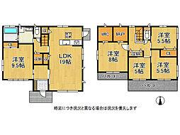 木幡駅 3,180万円