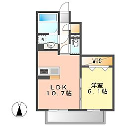 名鉄犬山線 徳重・名古屋芸大駅 徒歩3分の賃貸アパート