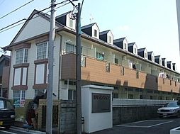 アルテハイム西川口[1階]の外観
