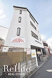 OMレジデンス上新庄駅前[4階]の外観