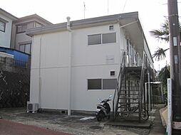 サンハイム習志野[2階]の外観