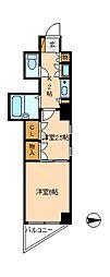 第2石井ビル[6階]の間取り