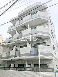 シャレー都立大カワベ第5[2階]の外観