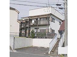 コーポサカエ[1階]の外観