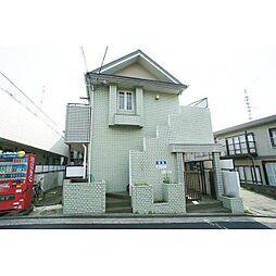 神奈川県横浜市神奈川区羽沢南3の賃貸アパートの外観