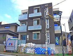 千葉県千葉市中央区松波1丁目の賃貸マンションの外観