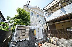 兵庫県神戸市須磨区天神町3丁目の賃貸アパートの外観